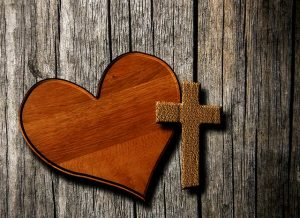 The Cross is the healing for our hearts